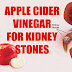Easy Ways To Remove Kidney Stones Using Apple Cider Vinegar