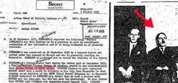 Buongiornolink - Hitler sopravvissuto alla guerra La CIA alimenta la 'leggenda metropolitana'
