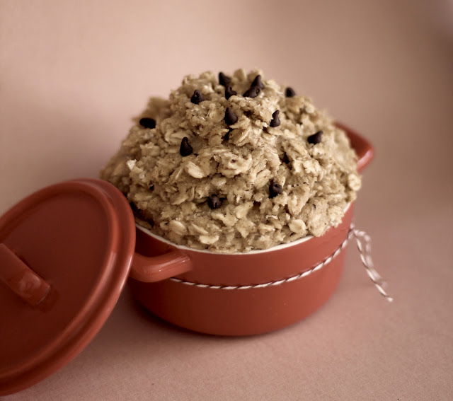 how to make edible cookie dough without vanilla extract