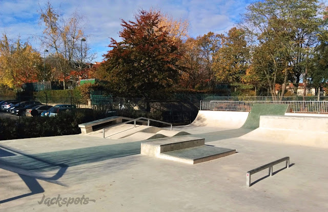 Skatepark Sceaux