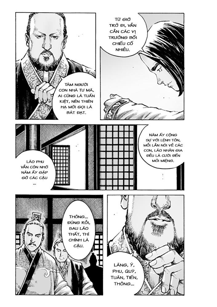 Hỏa phụng liêu nguyên Chương 478: Tư Mã bát Đạt trang 7