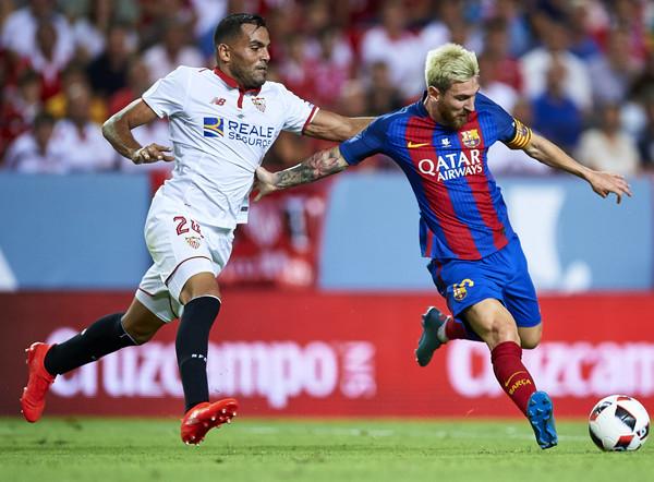 Sevilla Akan Jumpa Barcelona Di Stadion Wanda Metropolitano