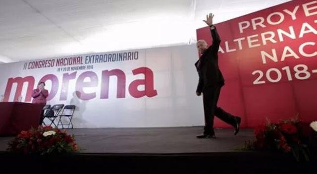 Partido político Morena, elecciones
