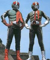 Review Kamen Rider Ichigo & Nigo