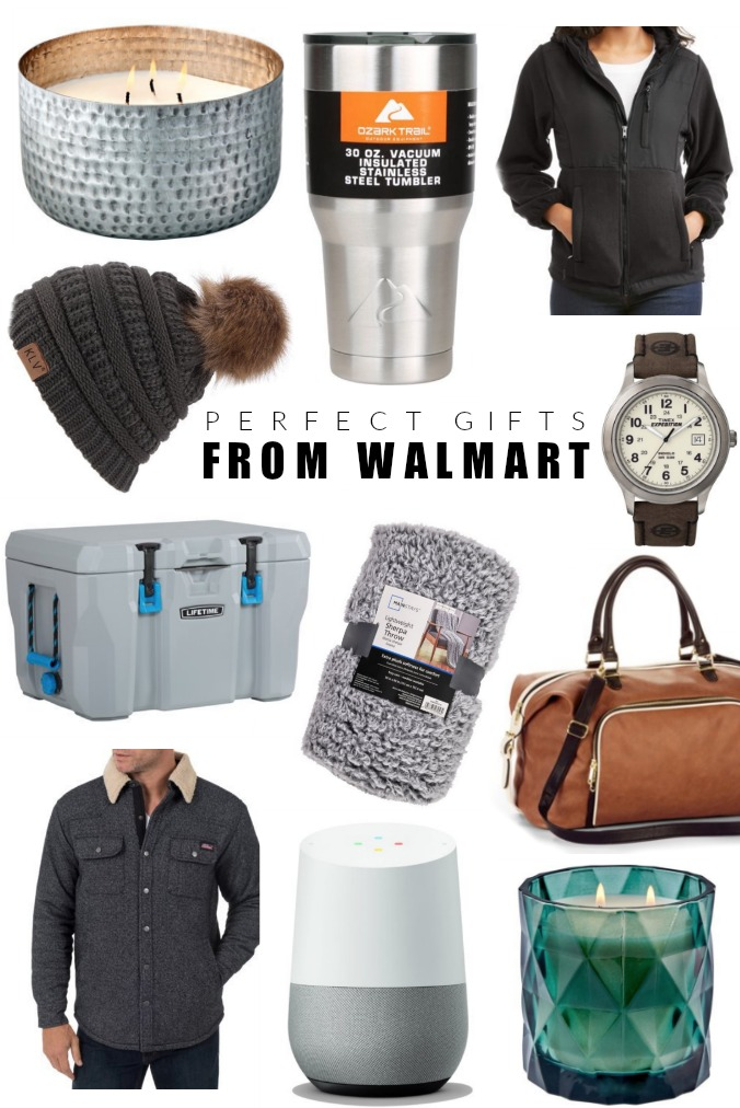 Affordable and Stylish Walmart holiday gifts