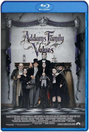 Los Locos Addams (1991) HD 1080p Latino