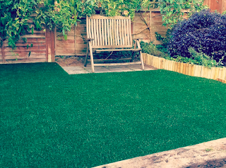 Artificial grass installation Redhill