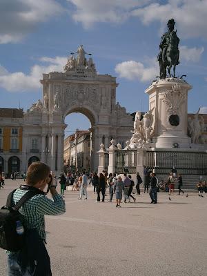 Praça do comerço Lisboa