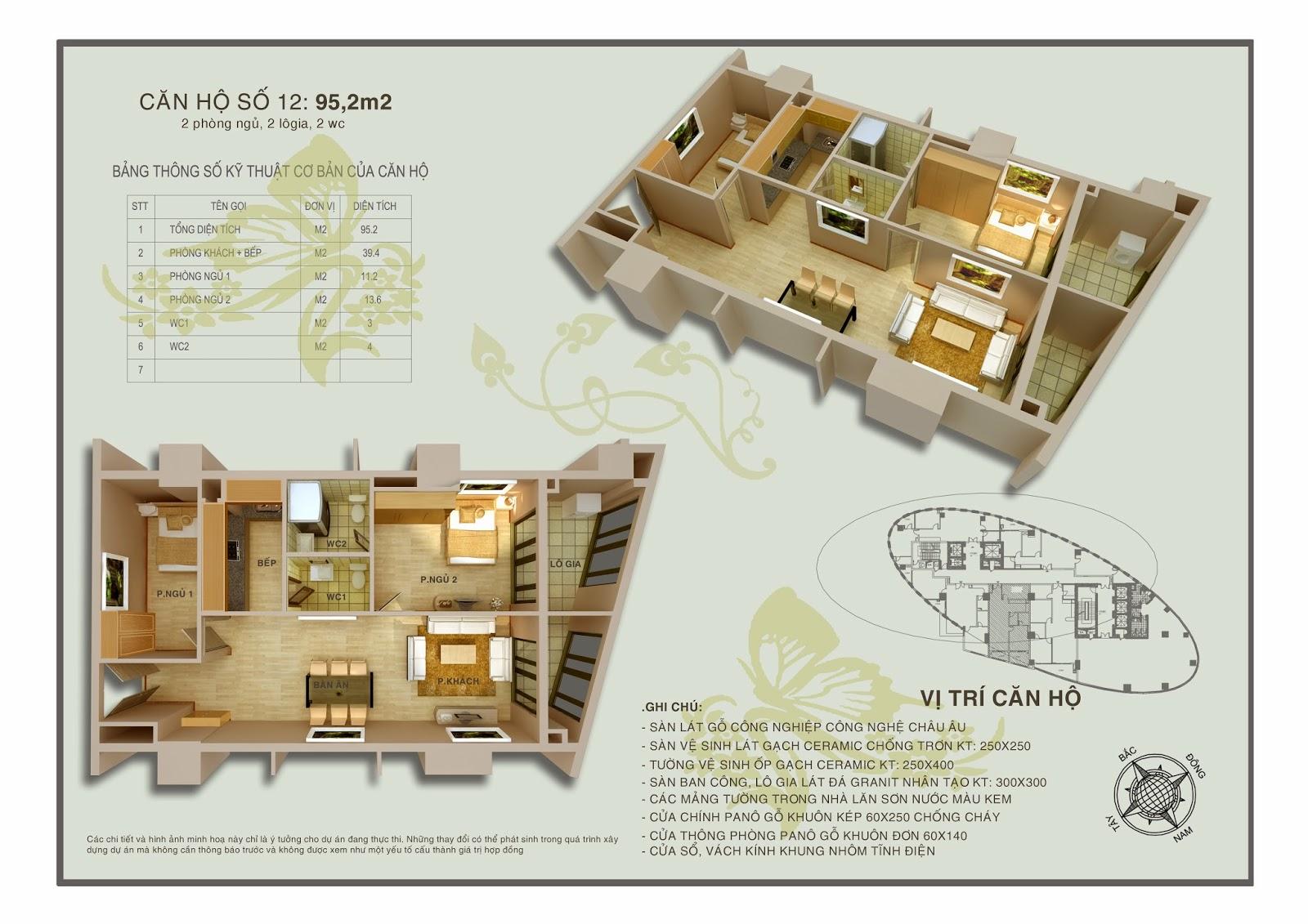 chung cư Ellipse 110 Trần Phú