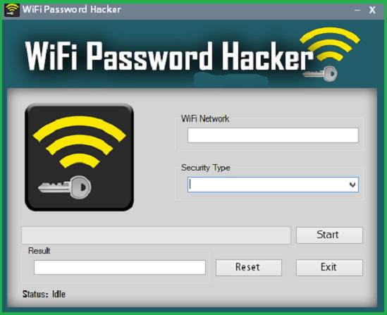 Wifi hacker - Wifi Password Hacker Software All in One