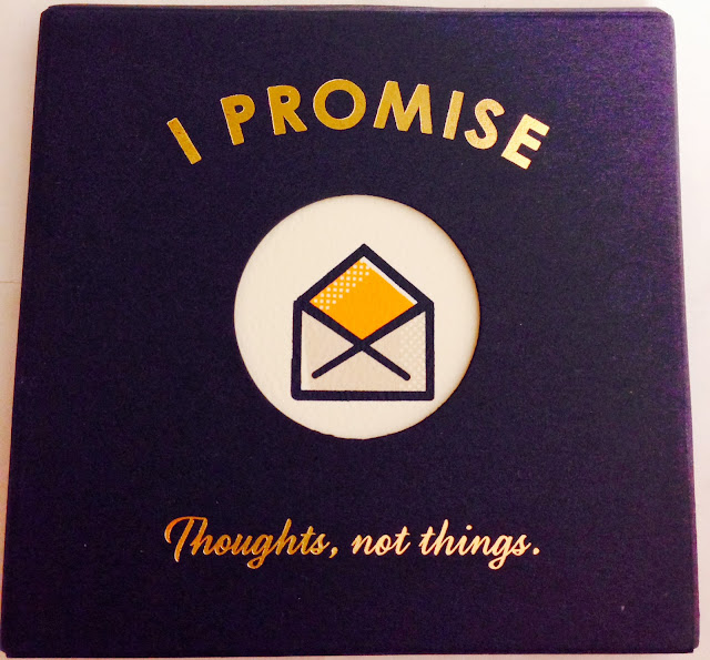 I Promise gift cards meaningful cards and thoughts for the one you love