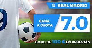Paston Megacuota 7 Liga Getafe vs Real Madrid 14 octubre