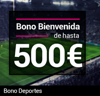 GoldenPark bono bienvenida del mundial futbol 2018 500 euros