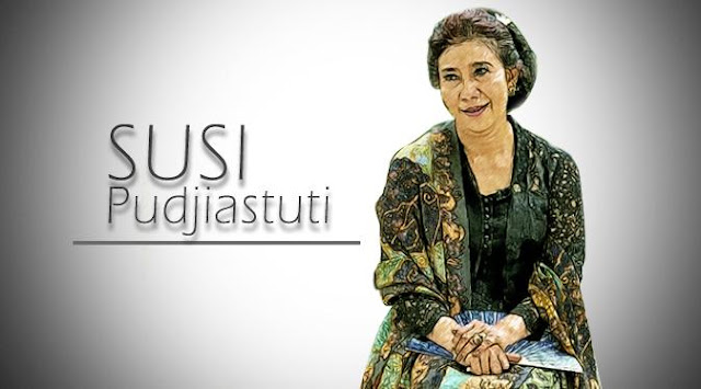 Biografi Susi Pudjiastuti