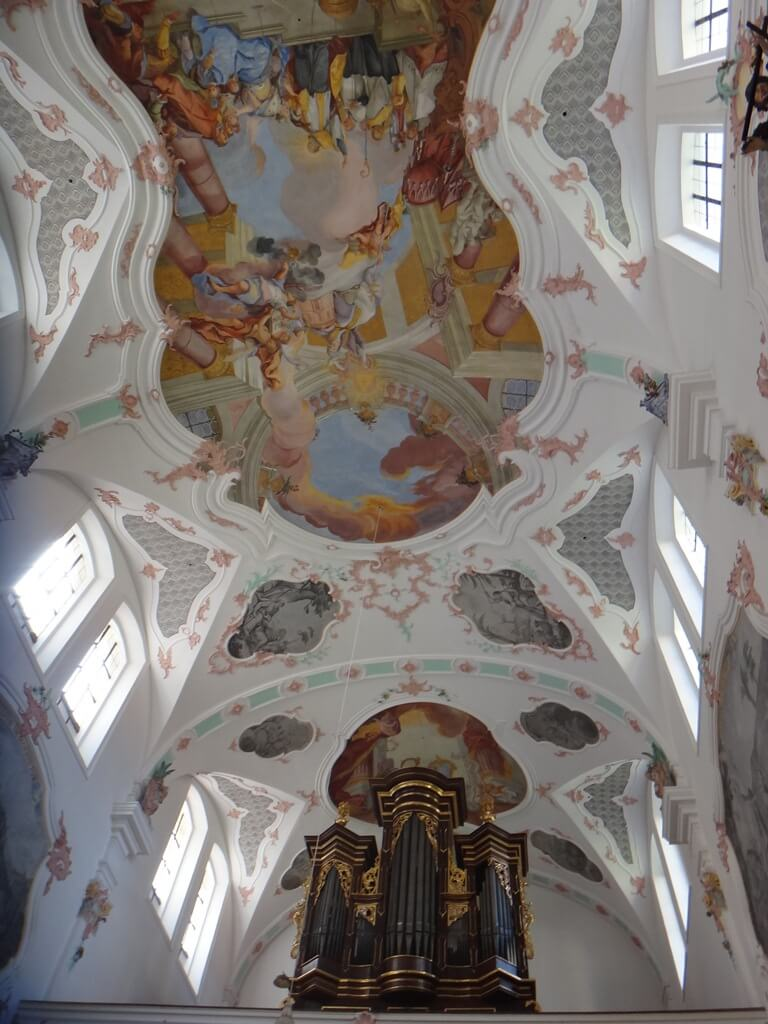 Igreja de St. Emmeram em Regensburg Alemanha