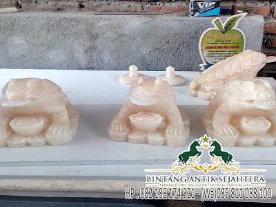 Patung Katak Cina, Patung Katak Murah, Penempatan Kodok Kaki Tiga