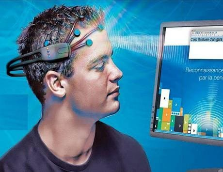 القدرة على التحكم بالشاشة بواسطة الأفكار!