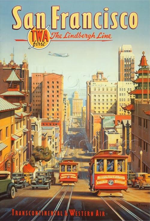 Vintage San Francisco