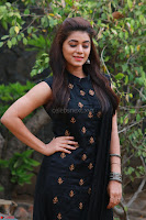 Actress Yamini Bhaskar in a Tight Black Sleeveless Dress ~  Exclusive 50.JPG