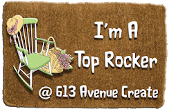 613 Avenue Create: Top Rocker March 2021 week 1