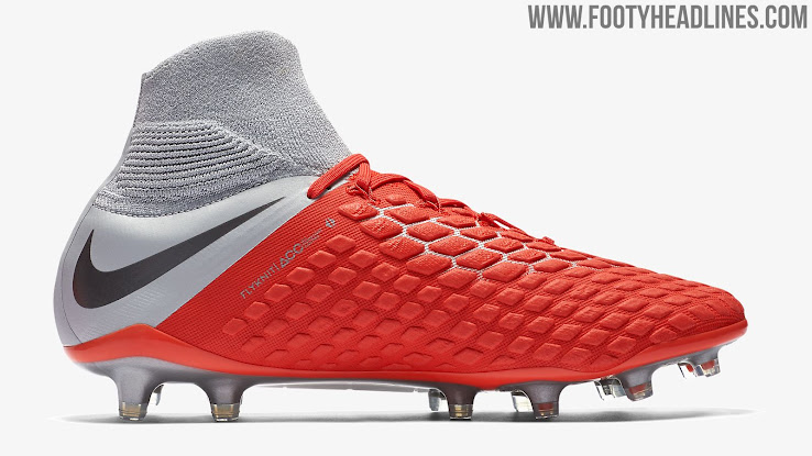 3bc7e4fece5 Light Crimson   Wolf Grey  Nike Hypervenom Phantom III  Raised on ...