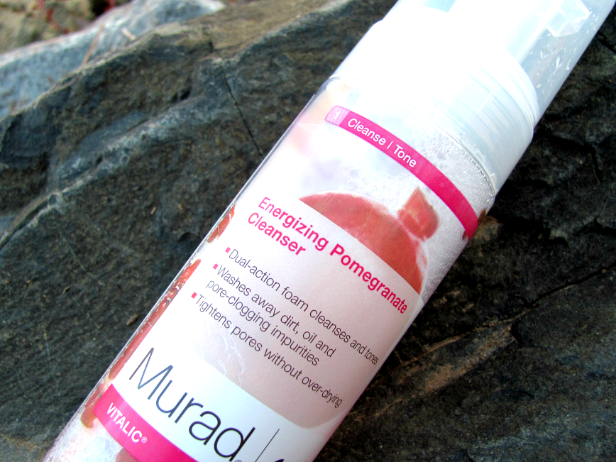 murad-energizing-pomegranate-cleanser