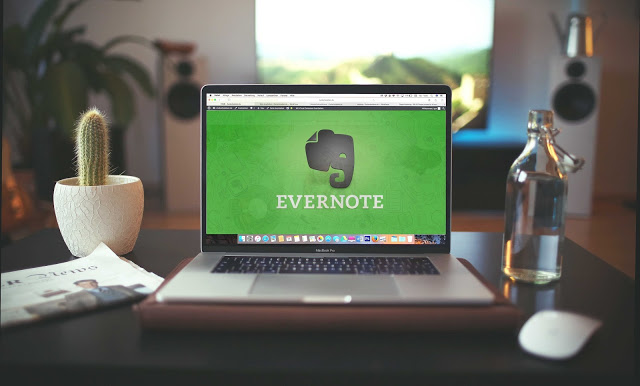 Rask og enkel research med Evernote