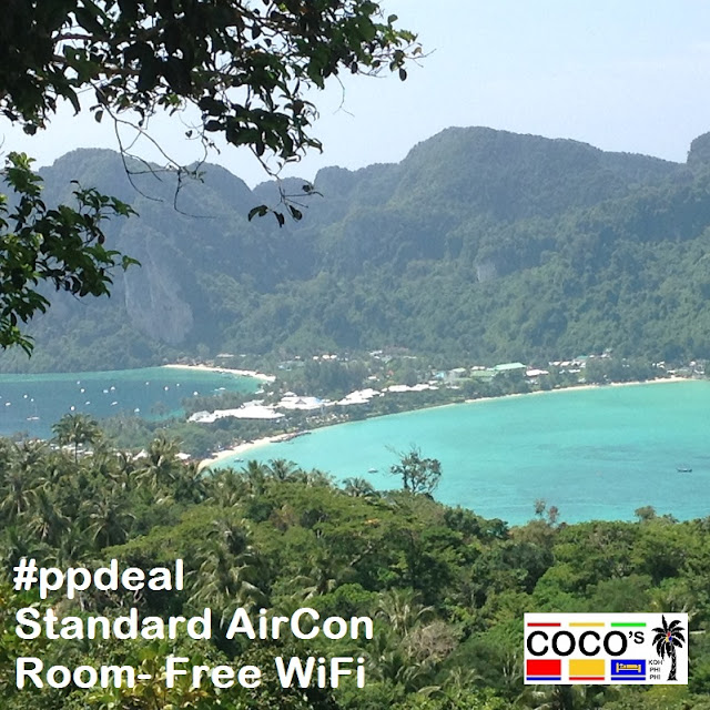 Coco's Guesthouse NEWS on Koh Phi Phi 2016, #ppdeal