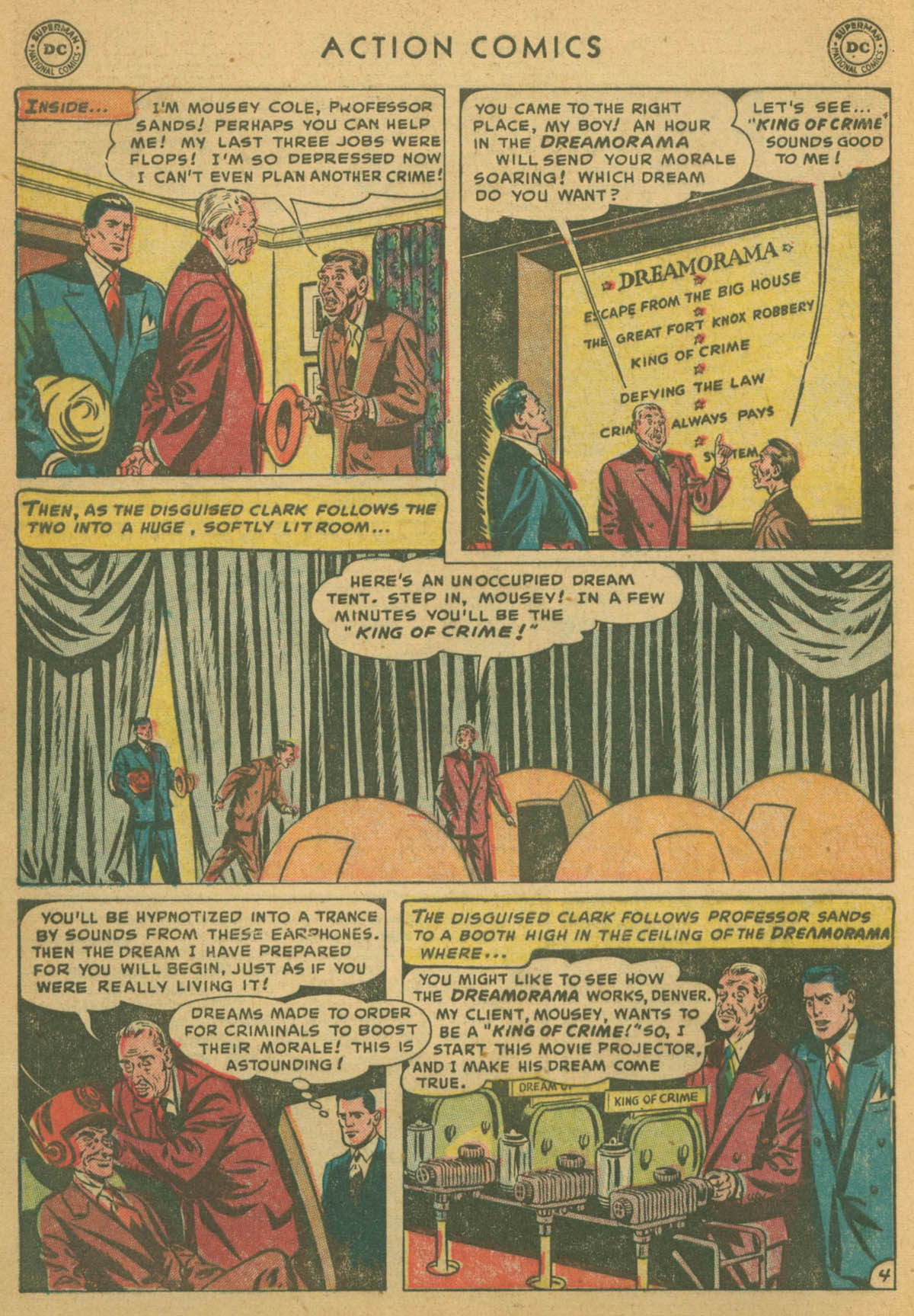 Read online Action Comics (1938) comic -  Issue #178 - 6
