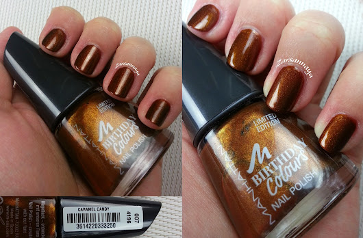 NOTW: Manhattan . Caramel Candy