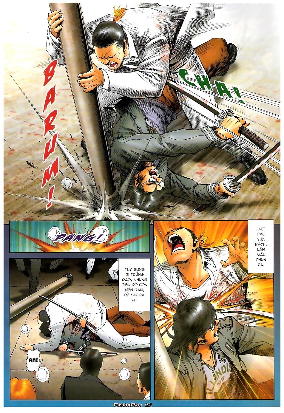 Người Trong Giang Hồ - Chapter 1220: Người đầu tiên lên đường - Pic 20