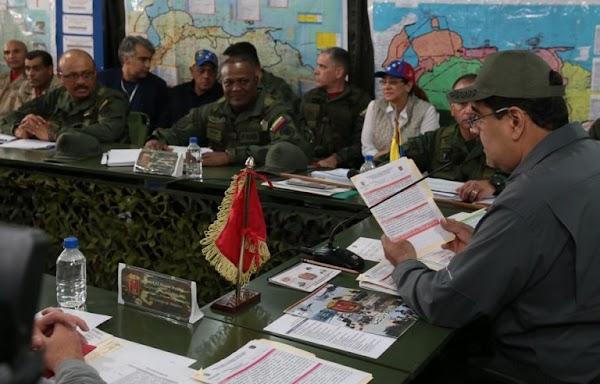 Plan Especial del nuevo Carnet de la Patria Militar