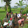 TNI Masuk Desa, Warga Sumbangkan Tanah Ribuan Meter