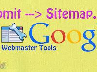 Cara Submit Sitemap.xml Blog Ke Google Webmaster Search