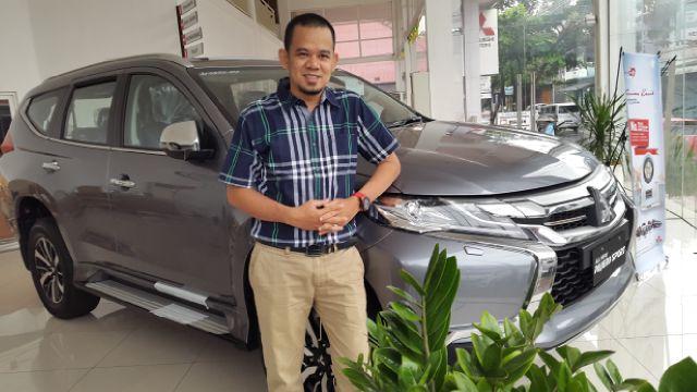 Sales Mitsubishi Padang - Sumatera Barat