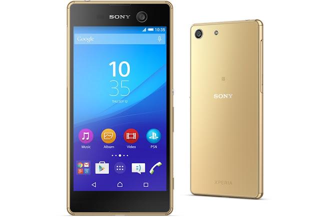 Harga & Spesifikasi Sony Xperia M5 Terbaru