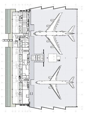 planta de aeropuerto