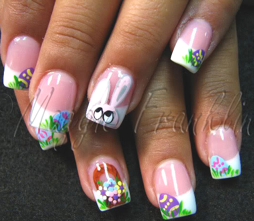 Easter Nail Art Design : Everything About Fashion Today