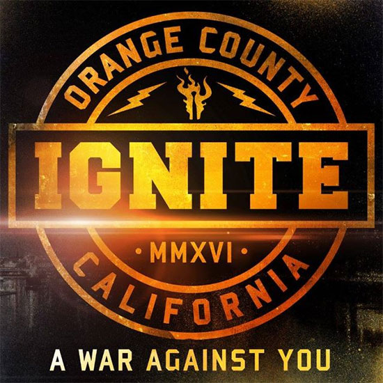 <center>Ignite stream new song 'Begin Again'</center>