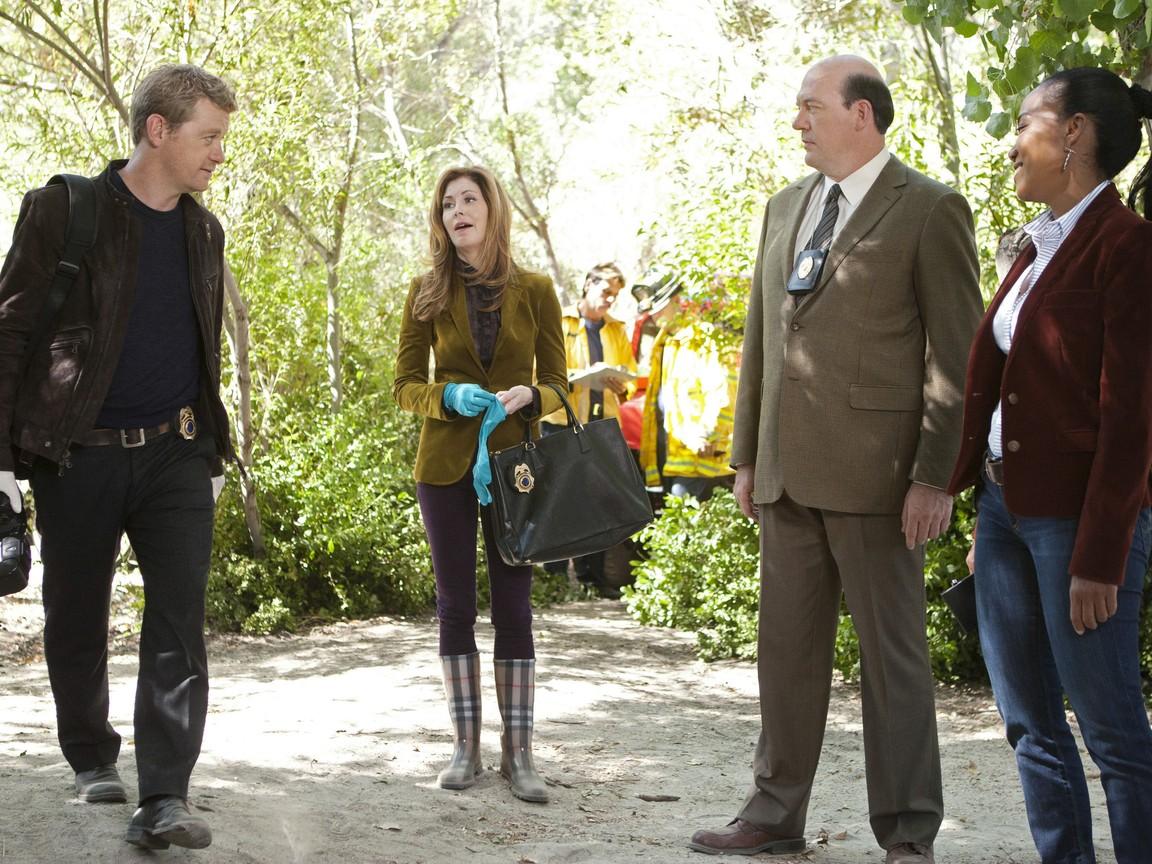 Body of Proof - Season 2 Episode 08: Love Bites