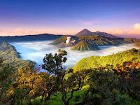 Alamat Lokasi dan Rute Jalan Menuju Wisata Gunung Bromo
