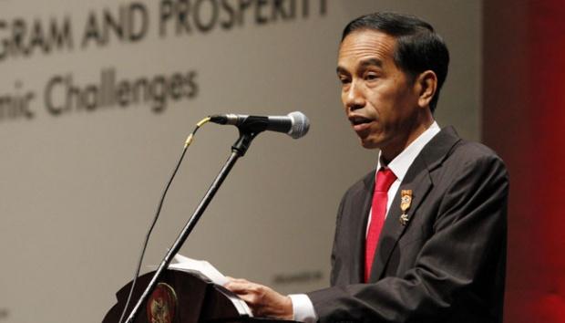 Mulut Jokowi Bocor
