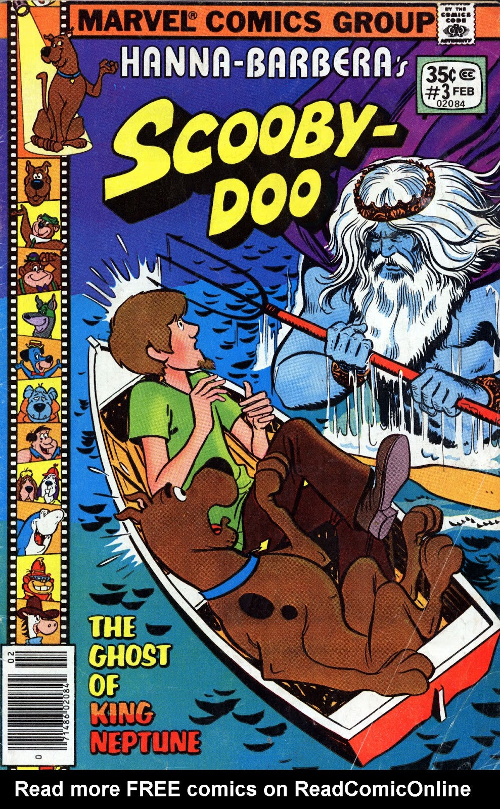 Scooby-Doo (1977) issue 3 - Page 1