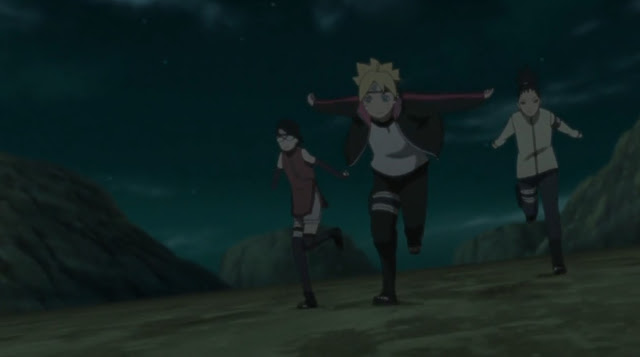 Boruto - Naruto Next Generations Episode 78 Sub indo
