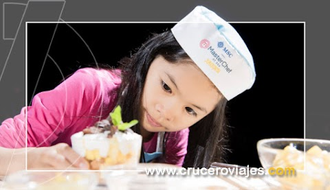 MSC CRUCEROS PRESENTA EN BARCELONA LA EXCLUSIVA EXPERIENCIA MASTERCHEF JUNIOR AT SEA, QUE SE INCORPORA A SU GALARDONADA* OFERTA FAMILIAR