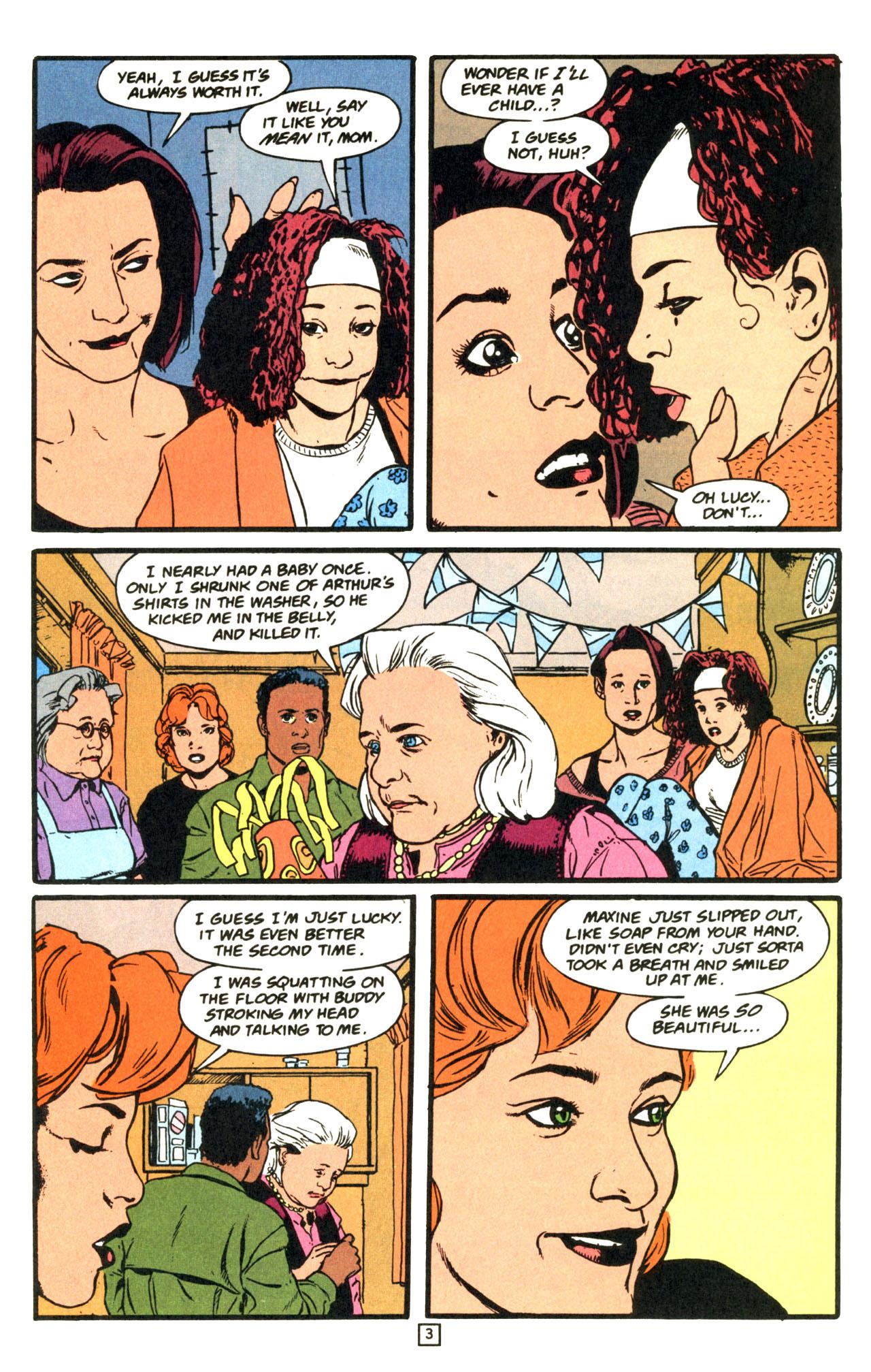 Read online Animal Man (1988) comic -  Issue #68 - 4