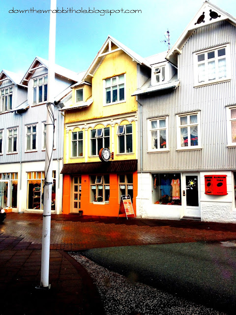 shopping on Laugavegur Street, shopping in Iceland