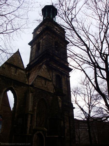 Iglesia más antigua de Hannover