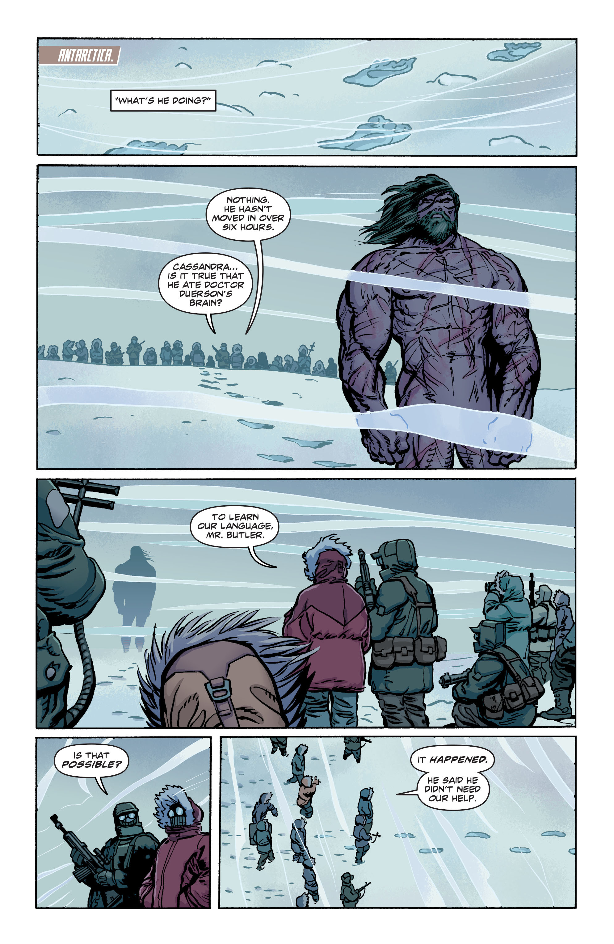 Read online Wonder Woman (2011) comic -  Issue #14 - 2