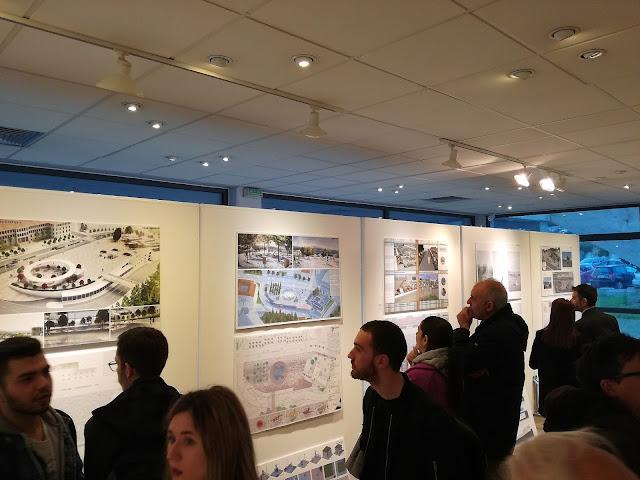 Γιάννενα: Εγκαίνια Της Έκθεσης Των Αρχιτεκτονικών Σχεδίων Στον Διαγωνισμό Για Την Ανάπλαση Της Κεντρικής Πλατείας Των Ιωαννίνων